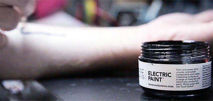 electric paint
